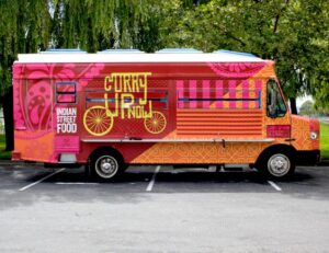 indian food truck