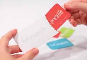 Popside-card