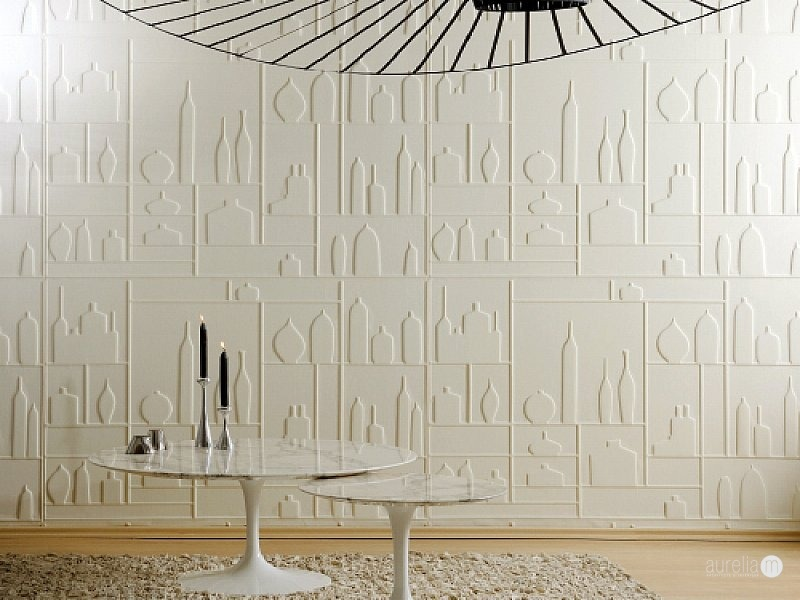 papier peint les derni res tendances absolut graphic. Black Bedroom Furniture Sets. Home Design Ideas